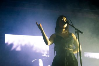 Mitski, photo by Caroline Daniel