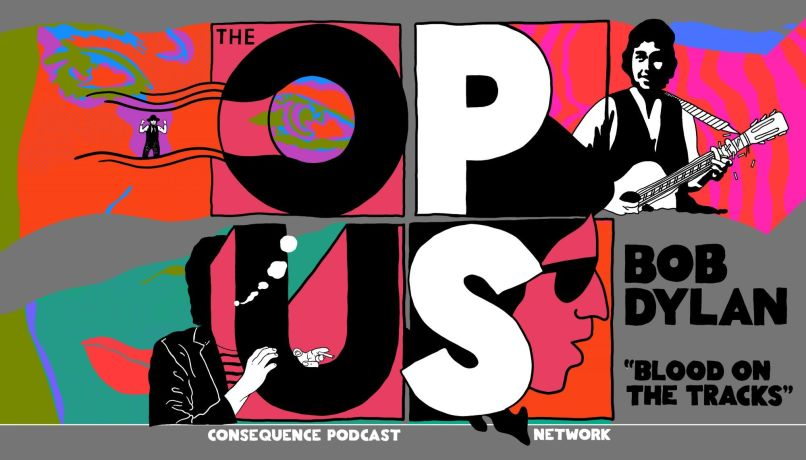 opus color w illustration e1543432450397 The Multiple Personalities of Bob Dylans Blood on the Tracks