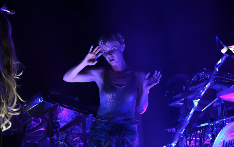 Robyn 2019 tour dates, photo by Killian Young
