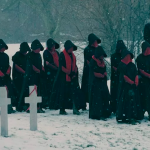 Margaret Atwood is writing a sequel to The Handmaid's Tale, photo by Take Five/Hulu