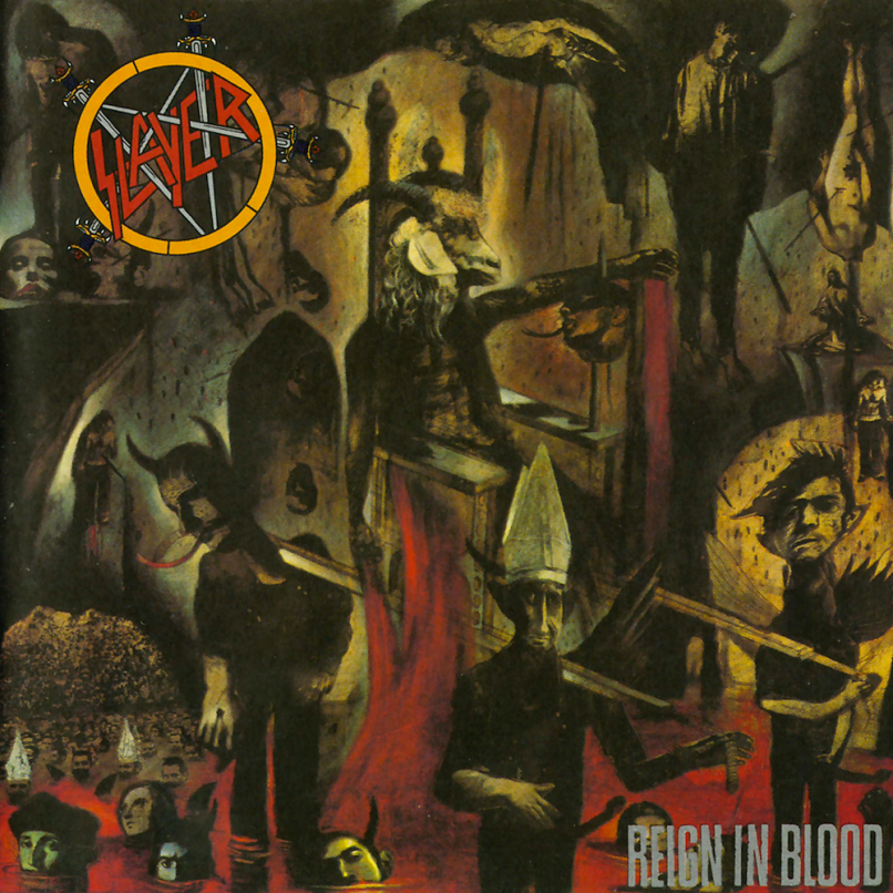 slayer reign in blood Ranking: Every Slayer Album from Worst to Best
