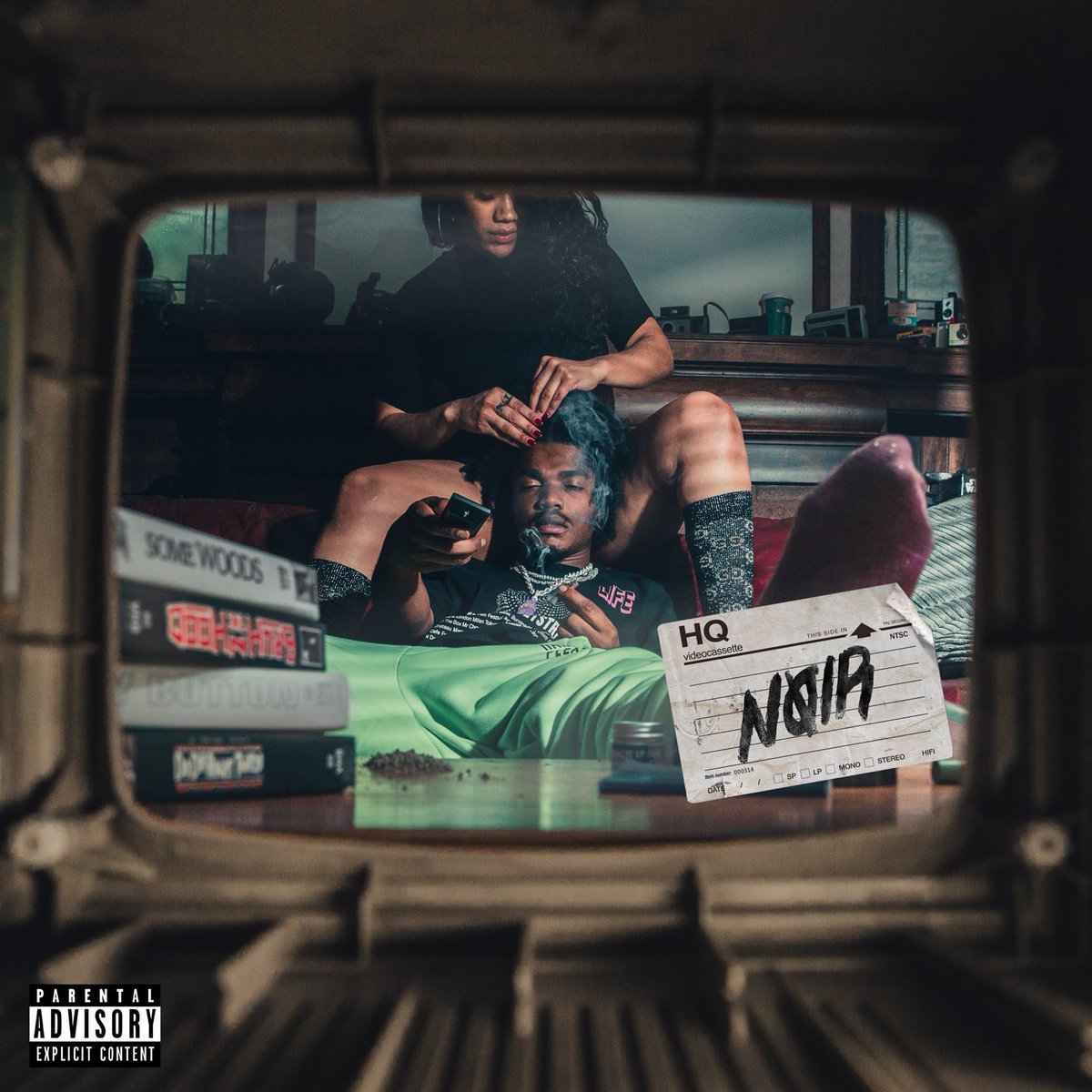 smino noir stream album Smino drops new album Noir: Stream