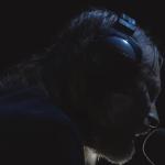 Thom Yorke performing on BBC Radio 1