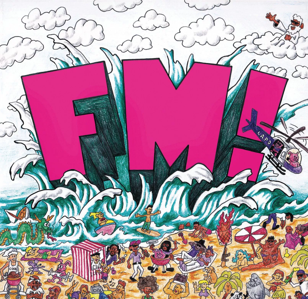 vince staples fm stream album Vince Staples unleashes his new album FM!: Stream