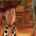 Sad Woody Toy Story 4