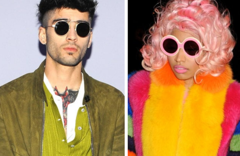 Stream Zayn, Nicki Minaj new song
