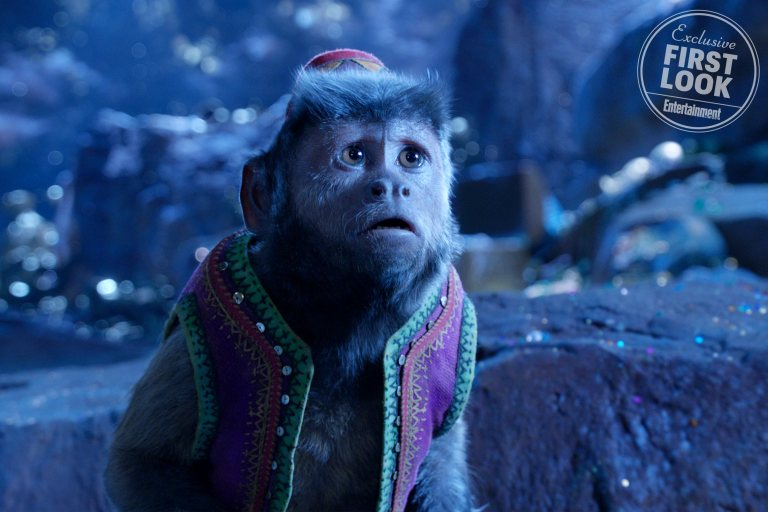 Abu the monkey