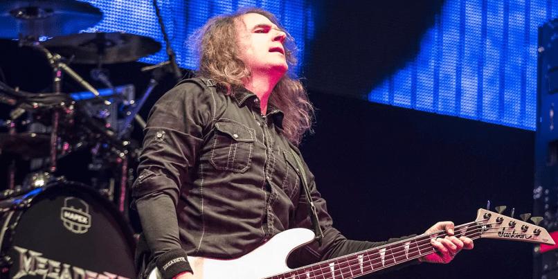 Megadeth's David Ellefson
