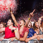 Drug use study Concert Music Fans Katrina Barber