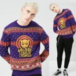 Forever 21's Wakanda sweater