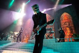 Ghost Barclays Center 2018 6 Live Review: Ghost Turn Brooklyns Barclays Center Into a House of Worship (12/15)