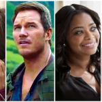 Julia Louis-Dreyfus, Chris Pratt, Octavia Spencer, and Tom Holland Pixar Onward