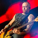 Linkin Park's Dave Phoenix Farrel