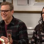 Matt Damon defends Weezer on SNL