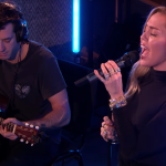 Miley Cyrus and Mark Ronson cover No Tears Left to Cry