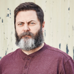 Nick Offerman Photo by Emily Shur survivor