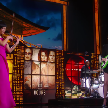 "Jennifer Koh St. Vincent Kennedy Center Honors Philip Glass ""Osamu's Theme"""