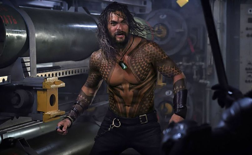 Aquaman, Jason Momoa, Warner Bros.