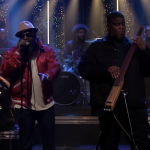"""Watch Black Thought and Salaam Remi perform """"Conception"""" on The Tonight Show"""