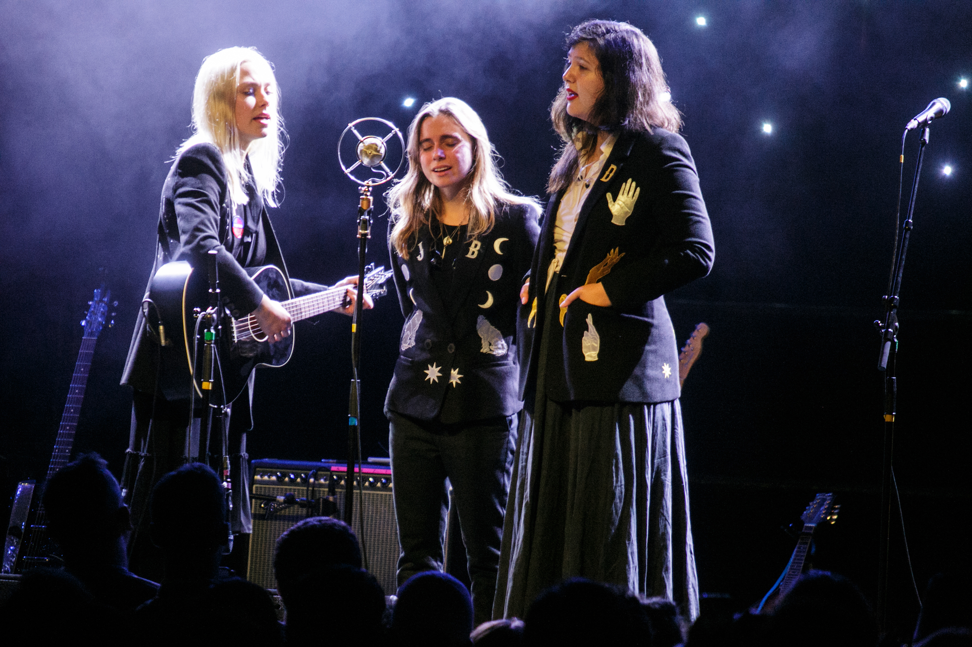 boygenius Julien Baker, Phoebe Bridgers, Lucy Dacus Live Acts of the Year 2018 Will Oliver