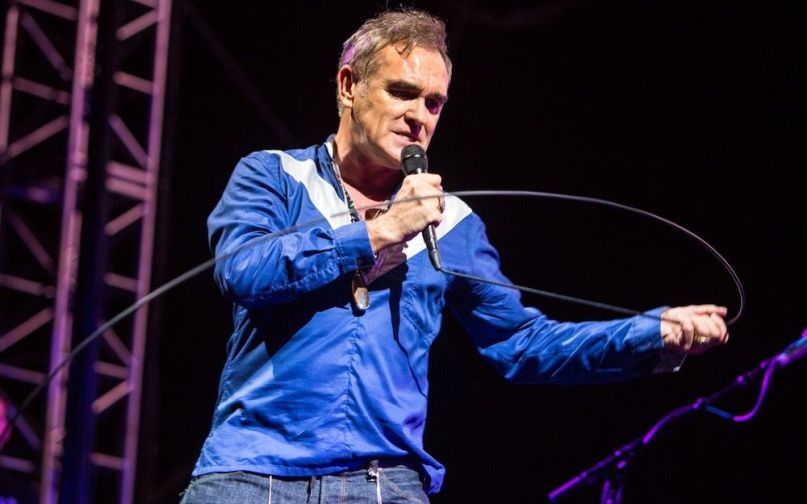 Morrissey California Son Covers Album