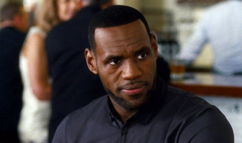 LeBron James, Trainwreck
