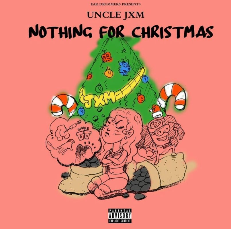 slim Jxmmi nothing for christmas artwork
