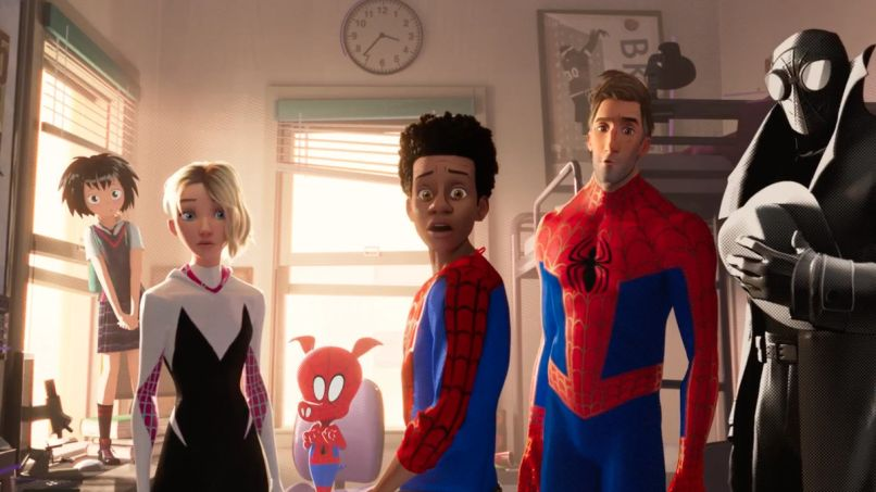 Spider-Man: Into the Spiderverse (Sony)