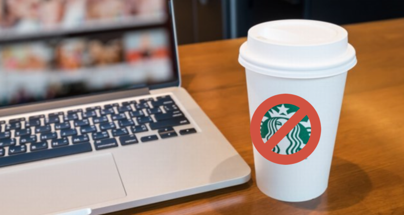 Starbucks banned at YouPorn offices