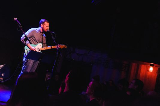 Tiny Changes- A Celebration of the Songs of Scott Hutchison Ben Kaye Kevin Devine-2