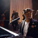 "Watch video Sampha ""Treasure"" on James Corden"
