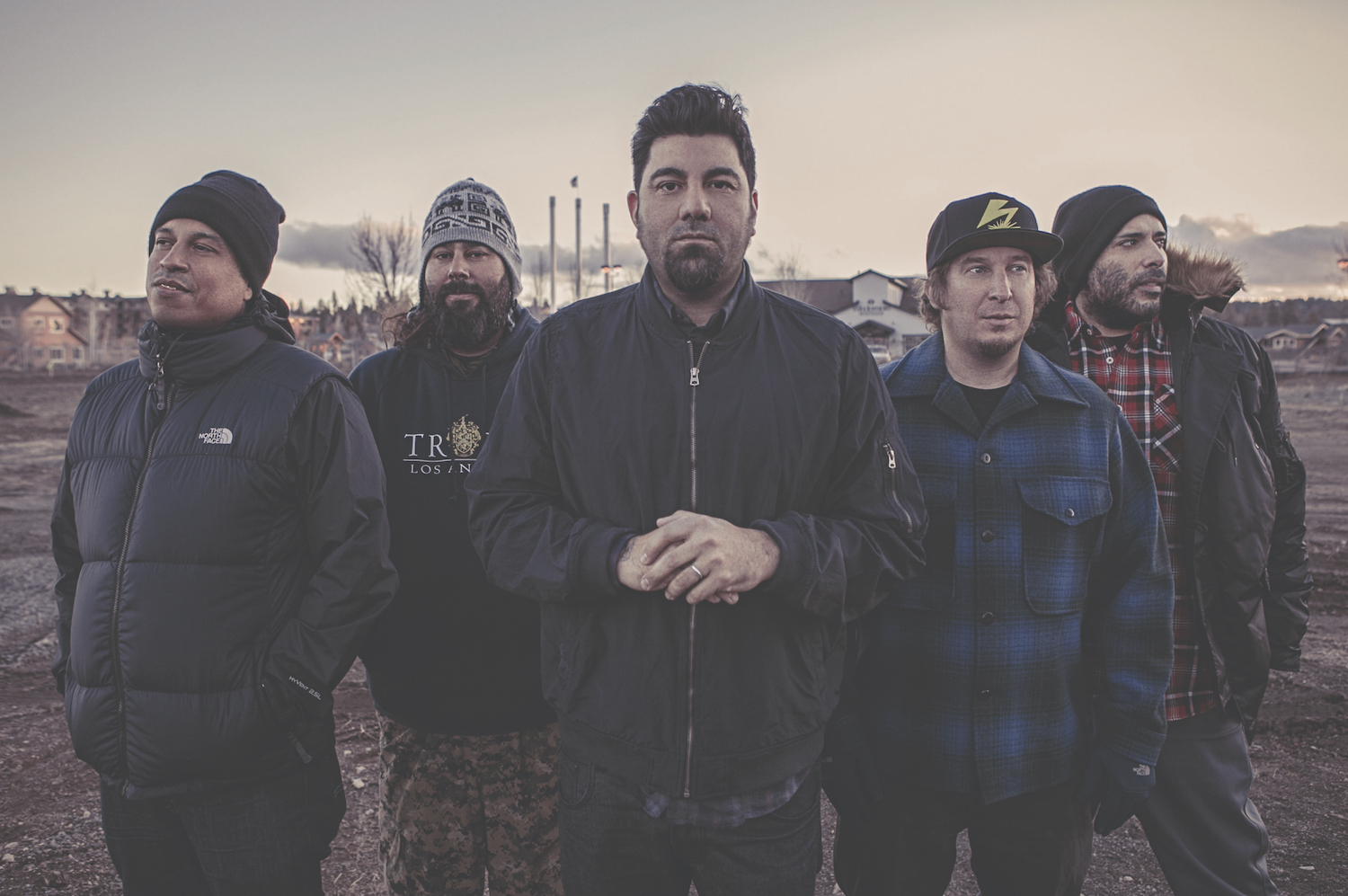 Deftones 10 Most Anticipated Metal Albums of 2019