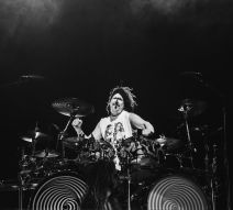 Rob Zombie drummer Ginger Fish