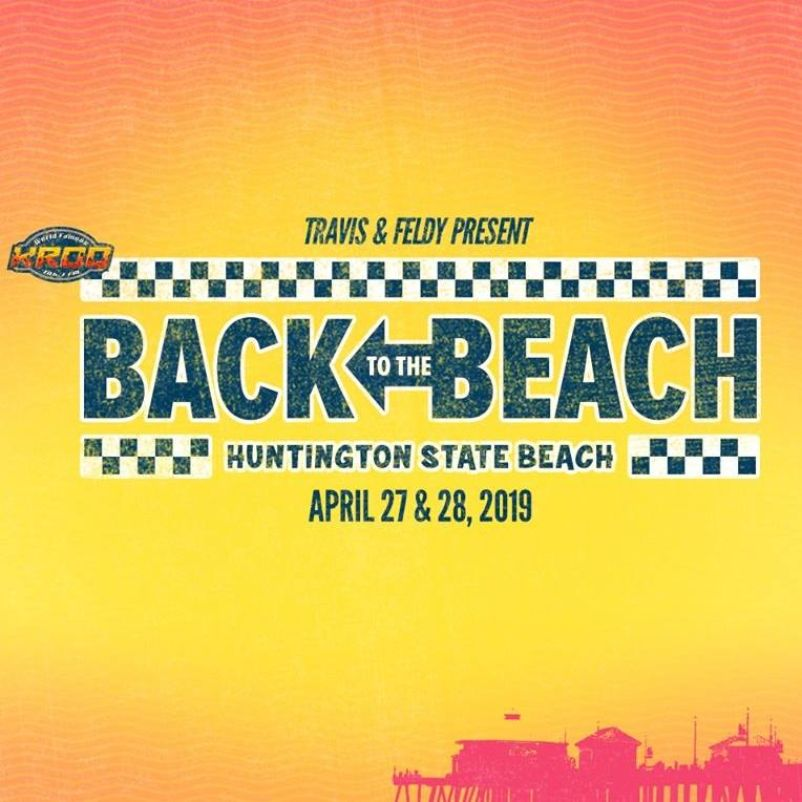 back to the beach 2019