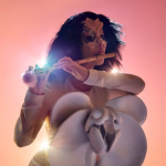 "Björk ""Cornucopia"" performance May 2019 The Shed NYC"