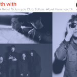 Black Rebel Motorcycle Club, Editors, Albert Hammond Jr.