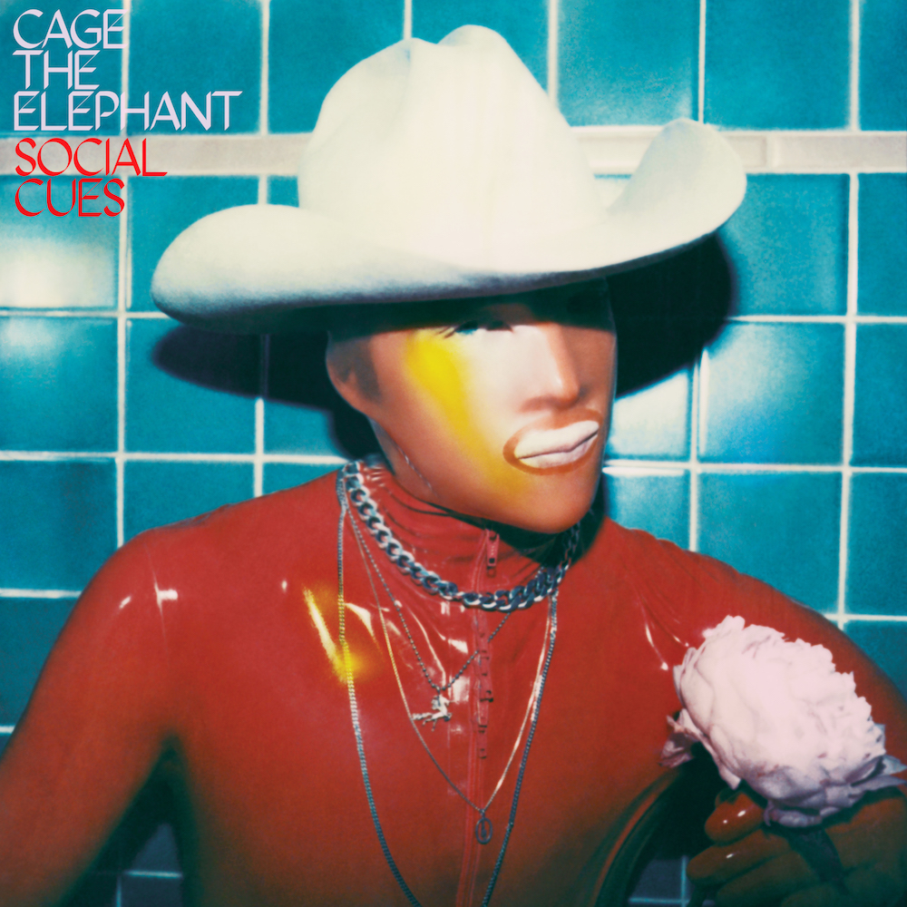 Cage the Elephant Social Cues album cover artwork