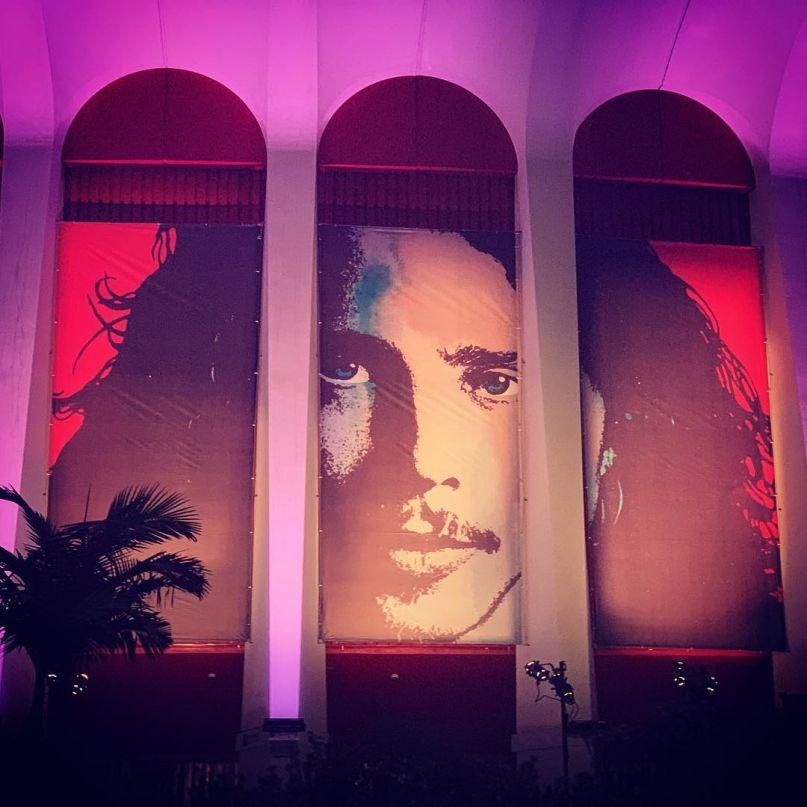 Chris Cornell Tribute, photo via Instagram / @richardsonseating