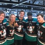mighty ducks reunion twitter anaheim ducks