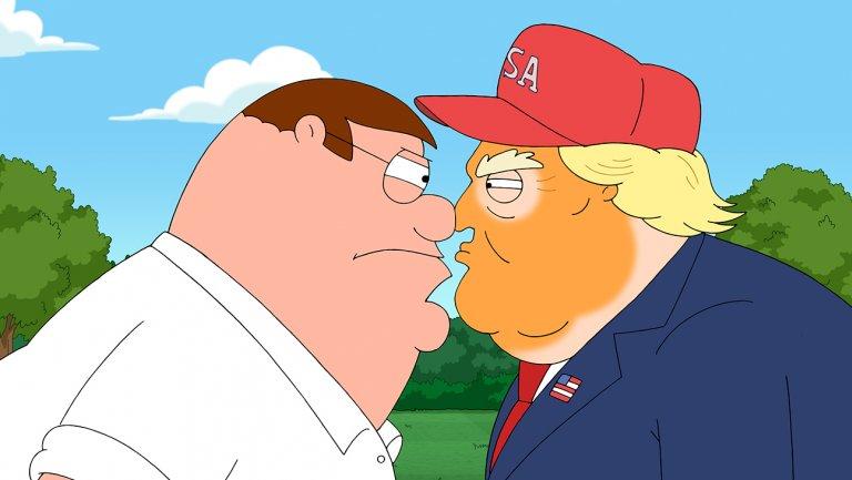 Family Guy Fox Gay Jokes