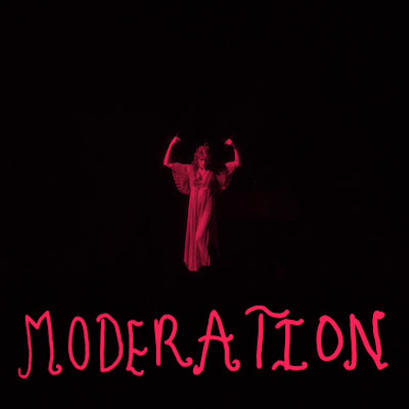 "florence machine ""haunted house"" ""moderation"" new music artwork"