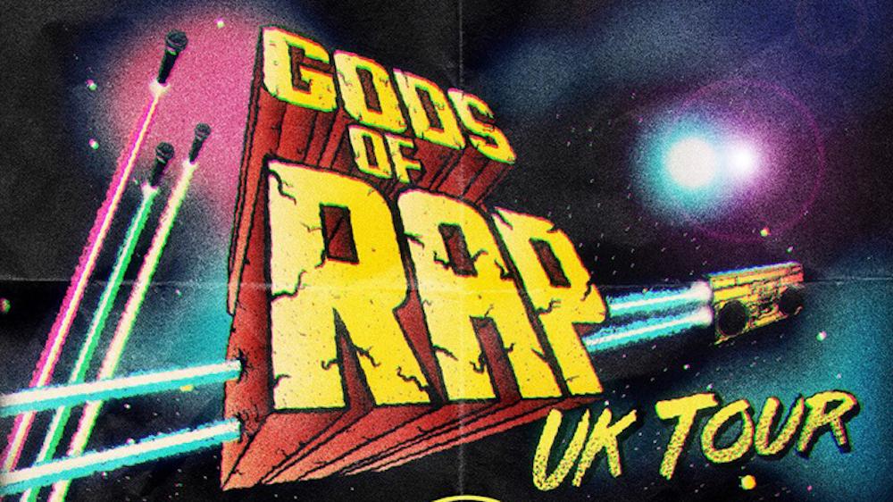 gods of rap tour dates 2019 Wu Tang Clan, Public Enemy, and De La Soul announce epic 2019 Gods of Rap tour