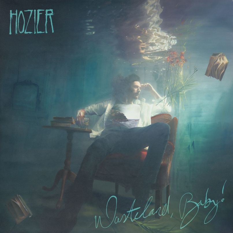 hozier wasteland baby cover album artwork