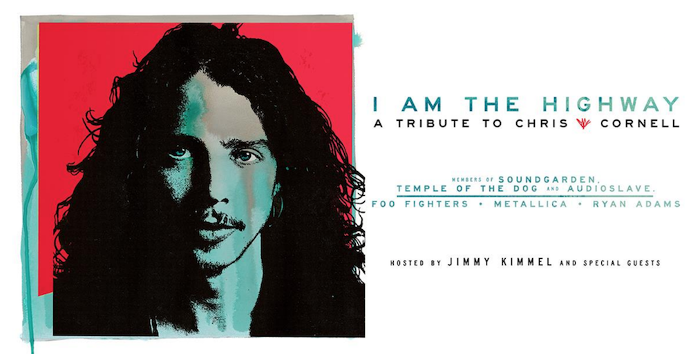 i am the highway chris cornell tribute concert Fiona Apple, Josh Homme, The Melvins added to Chris Cornell tribute concert