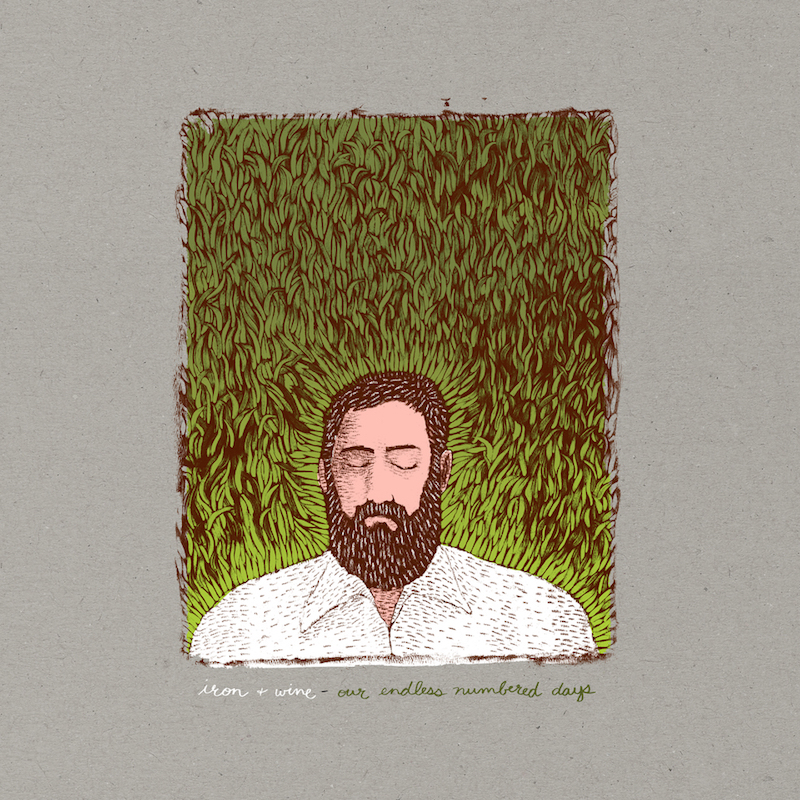 iron and wine endless numbered day deluxe edition