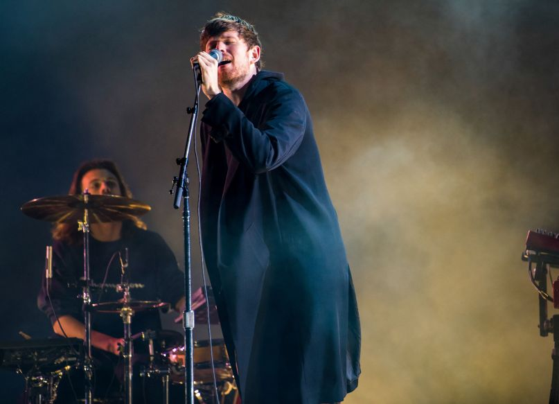 James Blake Assume Form Stream David Brendan Hall