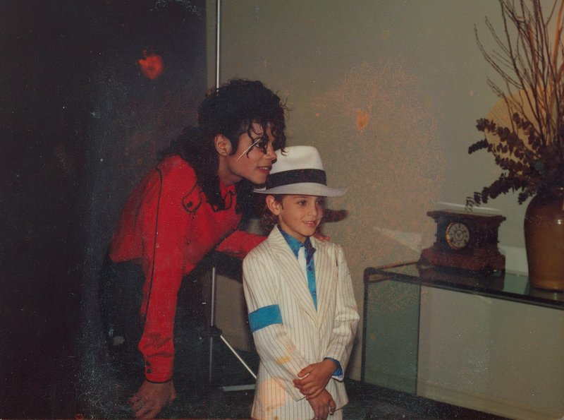 Leaving Neverland (photo via Sundance)