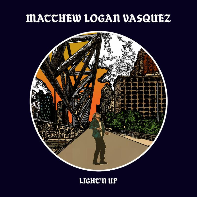 light'n up album artwork matthew vasquez