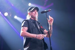 Mark Tornillo Performs with Metal Allegiance in Anaheim, Calif