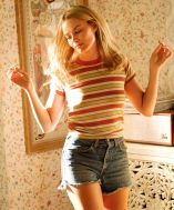 Margot Robbie, Quentin Tarantino, Once Upon a Time in Hollywood, Vanity Fair, 2019